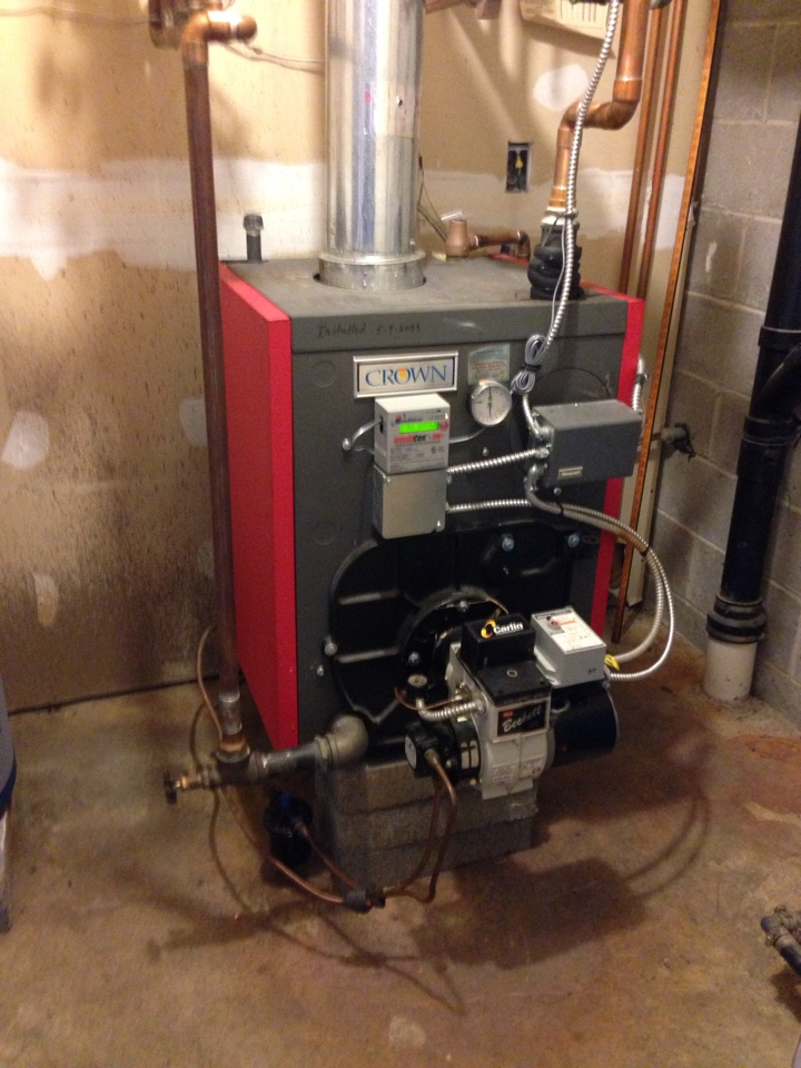New Hampton, NY - Oil boiler maintenance