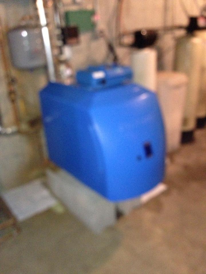 New Hampton, NY - Boiler tune up