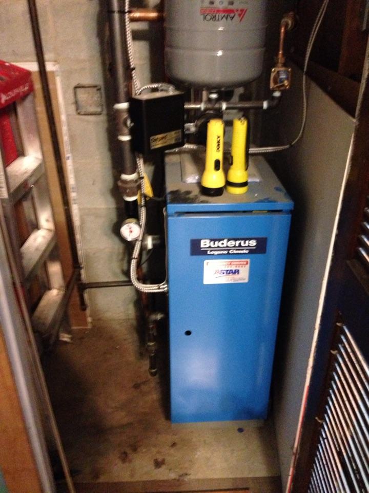 Tuxedo Park, NY - Boiler service
