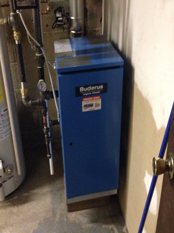 Harriman, NY - Repair boiler