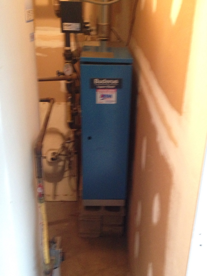 Harriman, NY - Boiler tune up