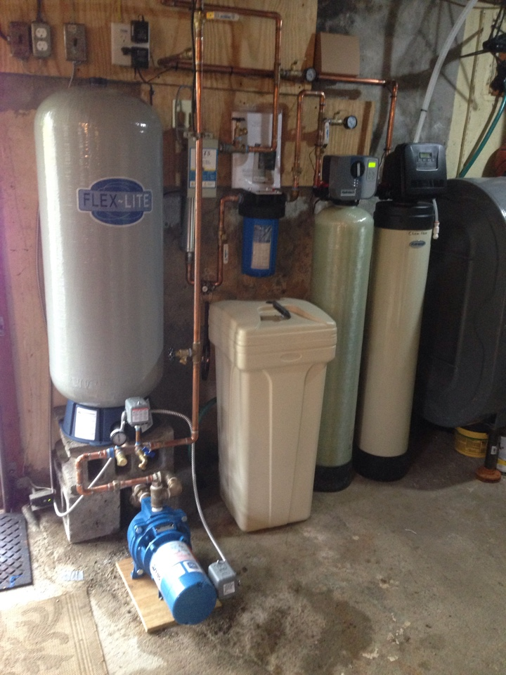 Circleville, NY - Water system
