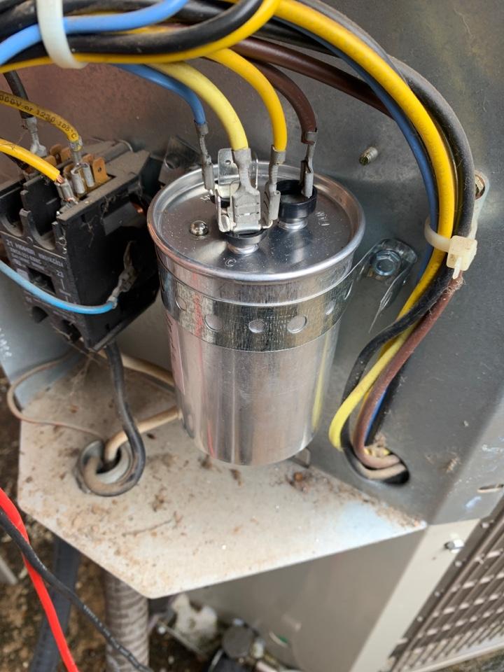Richardson, TX - Richardson tx replacing capacitors