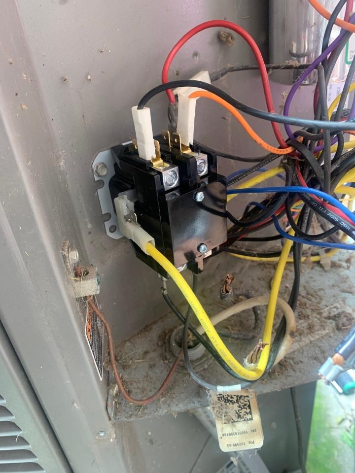 Little Elm, TX - Replacing a contactor in little elm tx