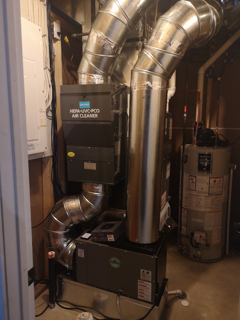 Lloydminster, AB - Another AMAZING solution for a troubled homeowner, providing relief with AC and air quality where others could not, Terrific job by the installation team!!! Guardian protects your home with its SATISFACTION GUARANTEE promise!!