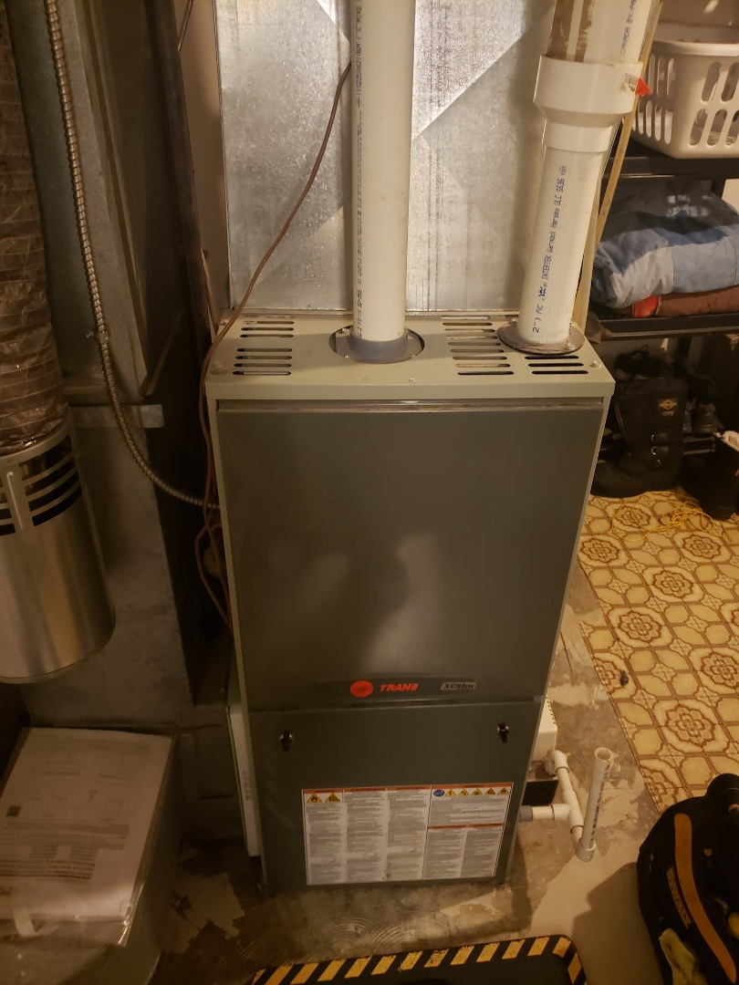 Lloydminster, SK - Just completed a full system rejuvenation.  As well as a garage heater tune up.