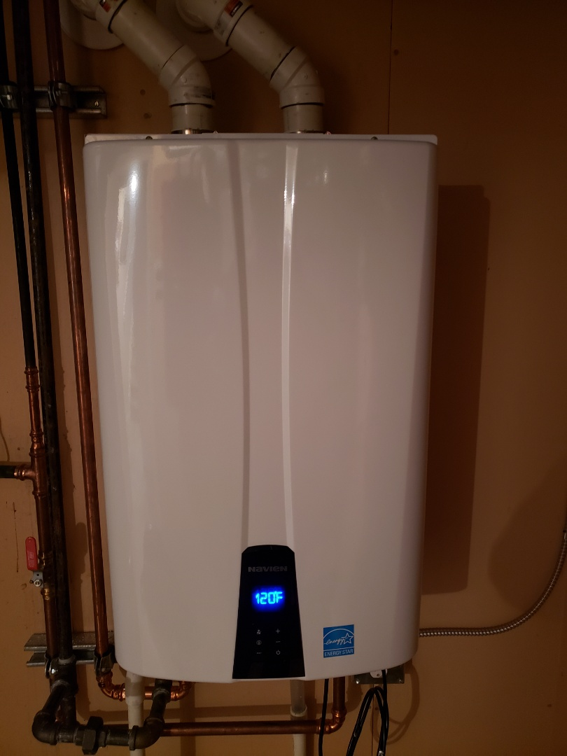 Lloydminster, AB - Juat completed a rejuvenation on a Goodman furnace, and tuned uo a Navien water heater, and a fireplace.
