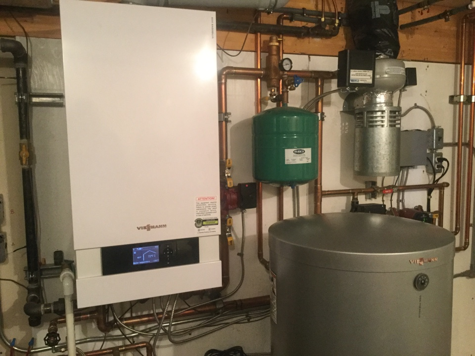 Marwayne, AB - Annual boiler service and furnace service for a guardian protection plan member