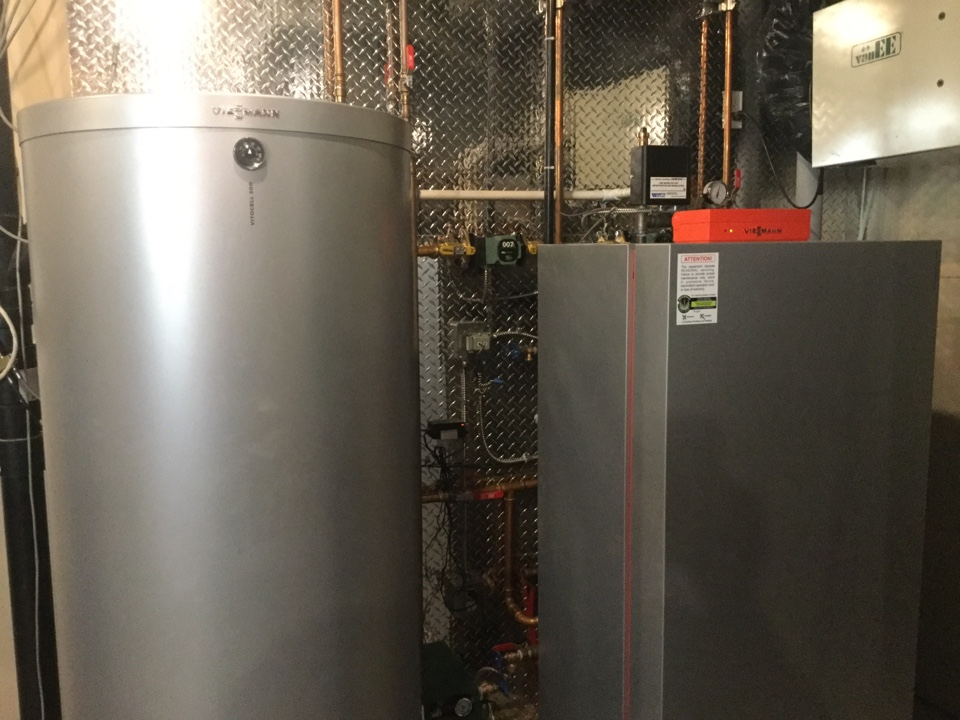 Vermilion River County No. 24, AB - System rejuvenation on Vitocrossal boiler, Amana furnace service, frost free replacements, tub drain replacements, leak repairs with Guardian Protection Plan Membership