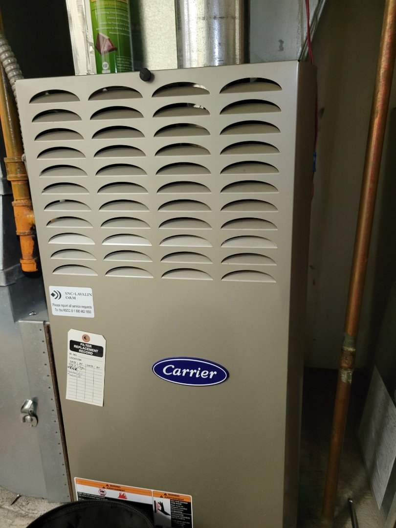 Kitscoty, AB - Just replaced some parts on 3 furnaces. Work found during services.