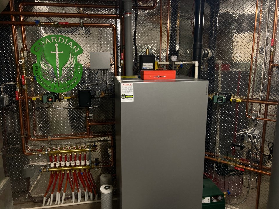 Maidstone, SK -  System rejuvenation for Guardian Protection Plan Membership, air exchanger and AC service as well.
