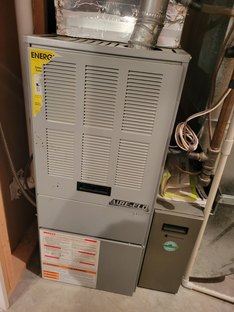 Lloydminster, AB - Just completed a full furnace cleaning and plumbing evaluation.