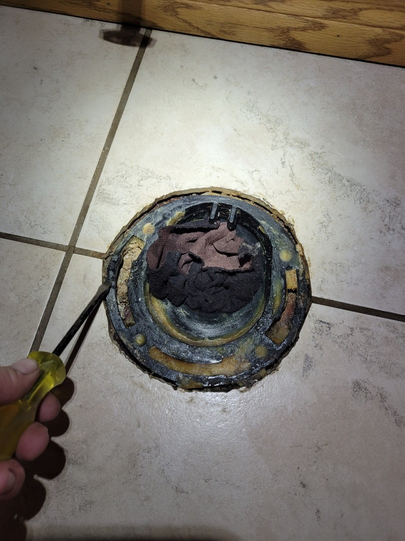 Lloydminster, AB - Just completed our annual rejuvenation and plumbing evaluation.  Got lucky and found a leaking toilet. Great catch on our annual visit.