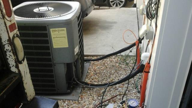 Woodbridge, VA -  1) Installed the evaporator coil 2) check operation 3) job complete.