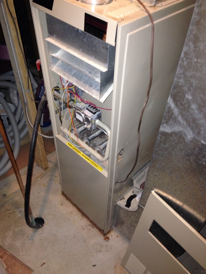 Blue Mountains, ON - Furnace and air handler Lennox Service repair and installation