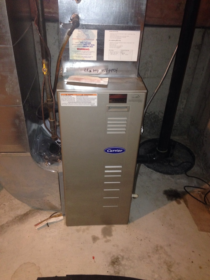 Nottawa, ON - Regular annual maintenance and tune up. York, carrier, Lennox, Trane, American Standard, Kerprite, Bryant, Payne, Concord, Heil,