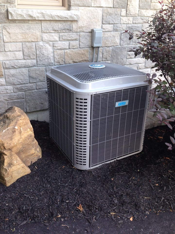 Shanty Bay, ON - A/c Service on Keeprite air conditioner