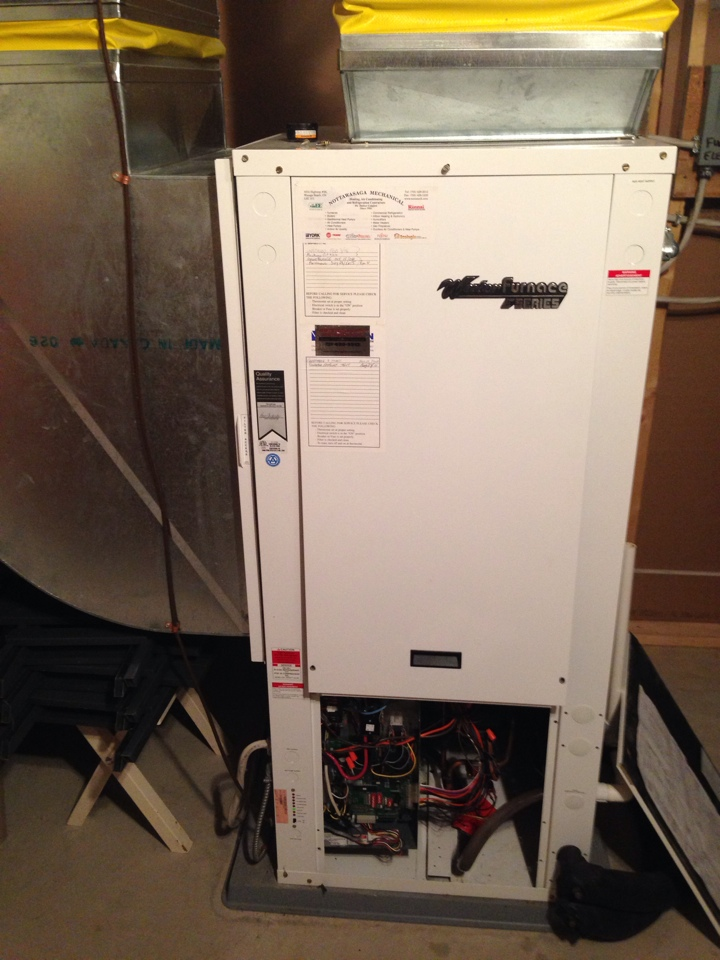 geothermal Water furnace maintenance