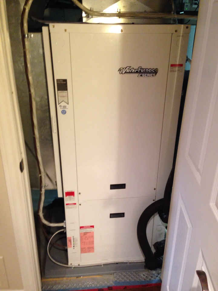 Midhurst, ON - Waterfurnace compressor change out and upgrade kit
