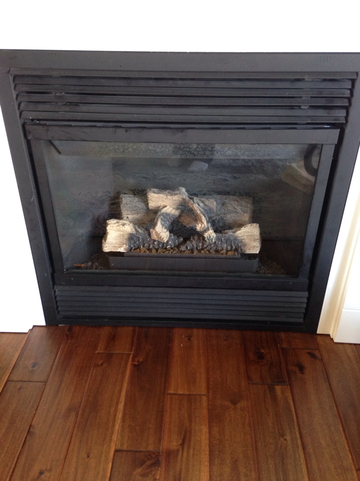 Stayner, ON - majestic gas fireplace cleaning