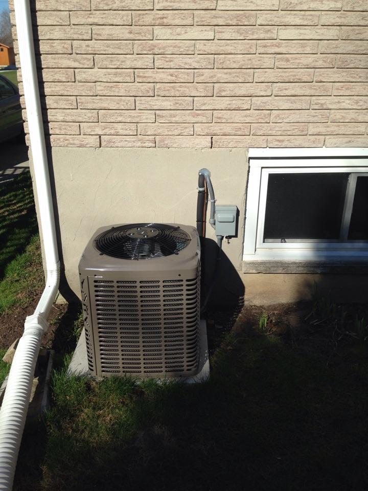 Collingwood, ON - York air conditioner maintenance