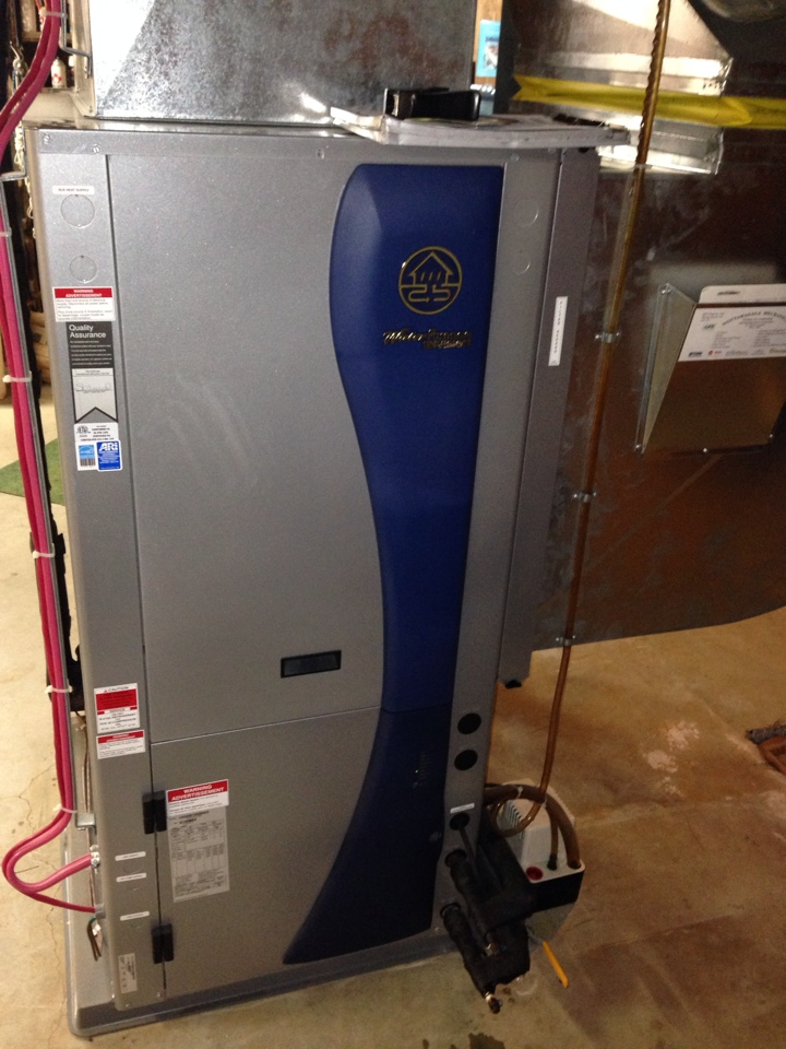 Shanty Bay, ON - Water-furnace maintenance open loop system,
