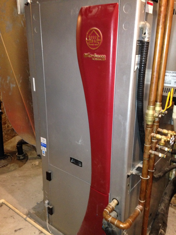 Blue Mountains, ON - Fall maintenance for a geothermal heat pump