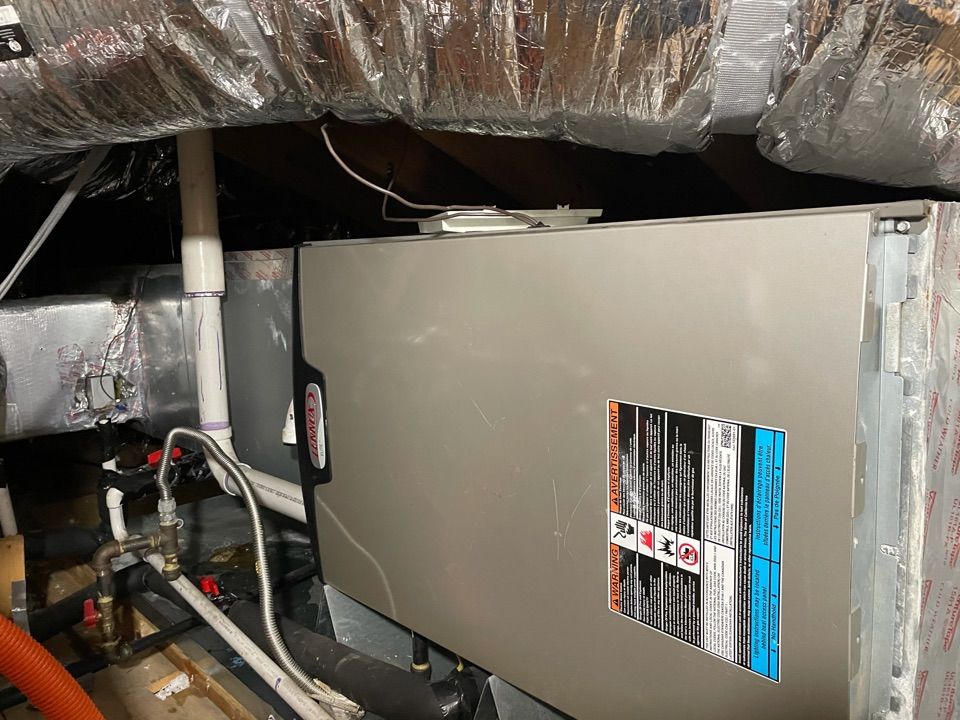 Houston, TX - Completed no heat diagnostic and repair on Lennox system in Spring Branch