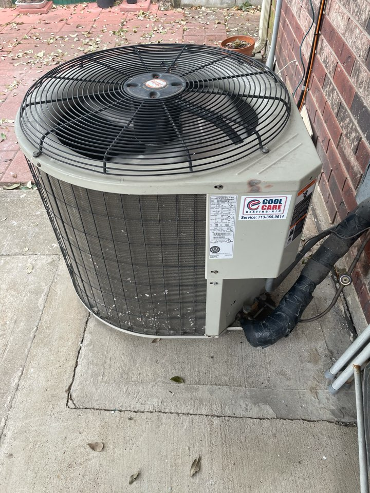 Houston, TX - Complete no cooling diagnostic on Payne system in Carverdale