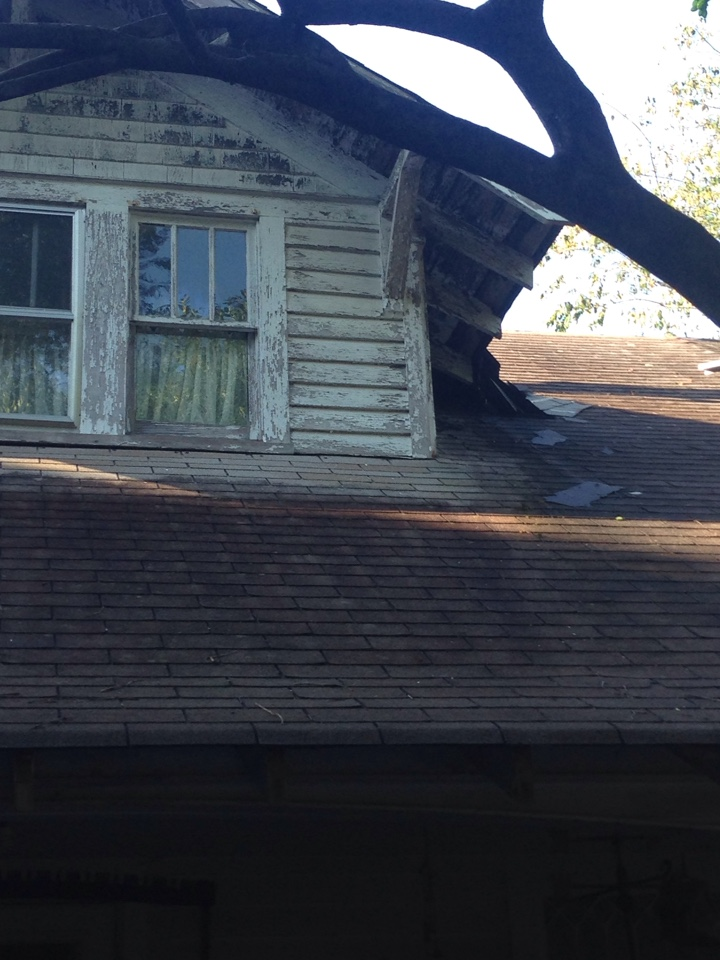 tearing off old 3 tab shingles and installing new 30 year shingles new