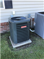 Grifton, NC - Installed new 1.5 ton 14 Seer Goodman Heat Pump System