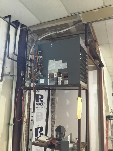 Ayden, NC - Installed new transformer for gas furnace