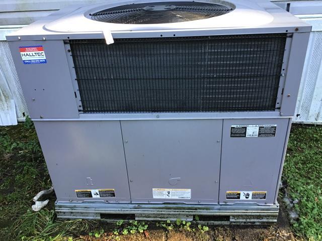 New Bern, NC - Performed preventative maintenance on ICP heat pump system
