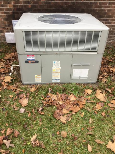Winterville, NC - Furnish and installed new fan relay.