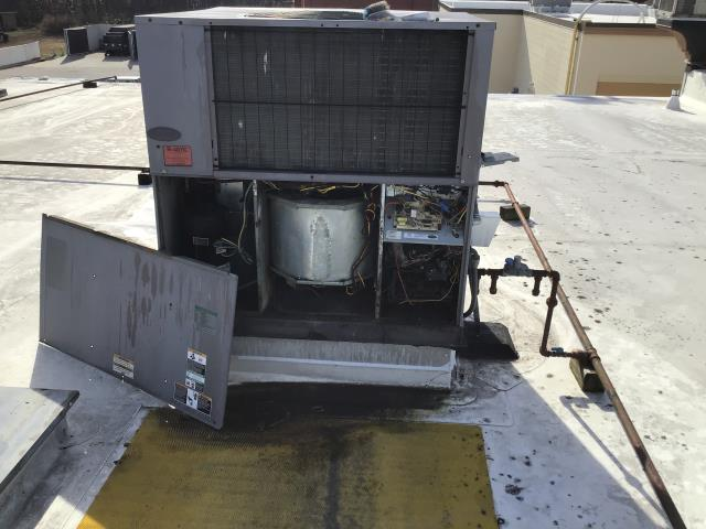 Rocky Mount, NC - Performed Preventative Maintenance on ice machine, HVAC unit, freezers, and coolers.
