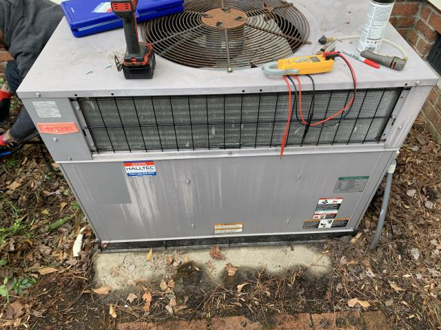 Winterville, NC - Preventive maintenance on Bryant system