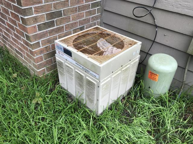Winterville, NC - Gave an estimate to replace Trane system