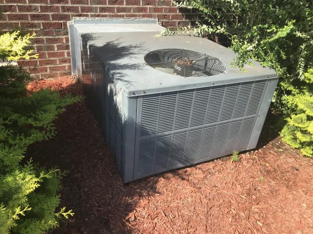 Greenville, NC - Performed service check on 2 Goodman systems.
