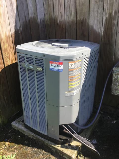 Greenville, NC - Performed preventative maintenance on Trane system