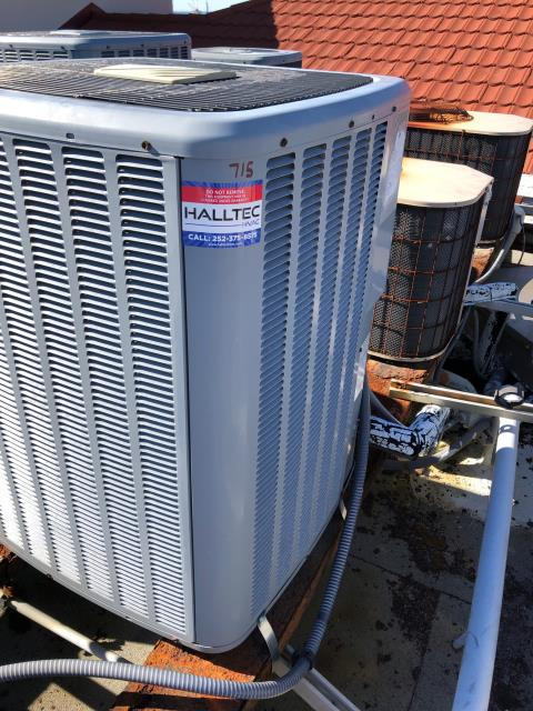 Beaufort, NC - Performed preventative maintenance on Daikin Mini Split sytem