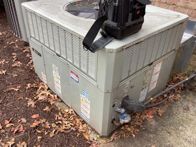 Winterville, NC - Furnish and installed a new draft inducer motor for Trane Package System.