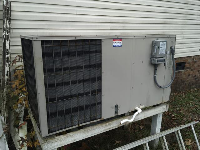 Grifton, NC - Installed all new accessories on heat strips.