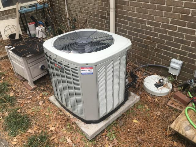 Greenville, NC - Performed preventative maintenance on 2 systems.