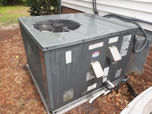 Greenville, NC - Performed preventative maintenance on downstairs package system and installed new warranty defrost board.