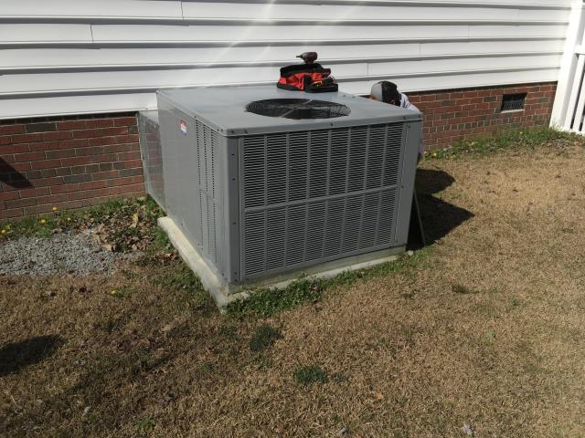 Winterville, NC - Performed preventative maintenance