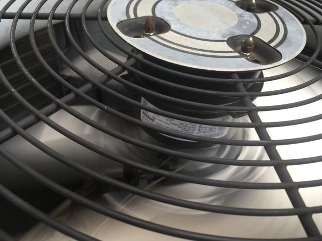 Winterville, NC - Installed new Fan blade and Condenser fan motor.