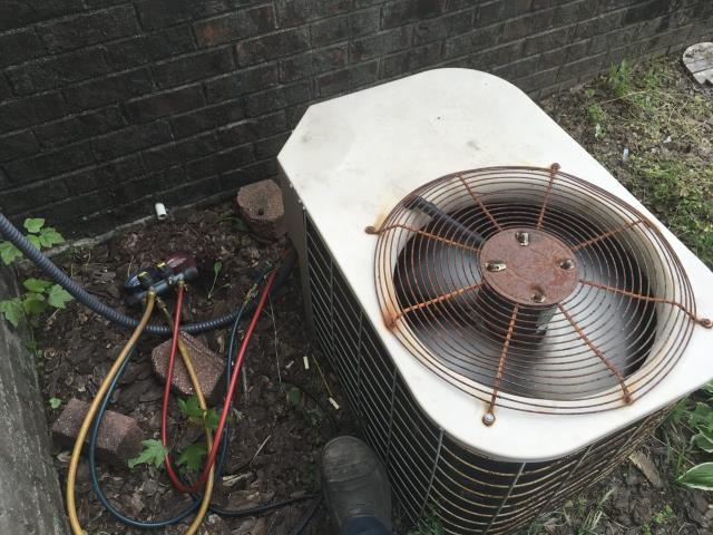 Grifton, NC - Installed new transformer and capacitor