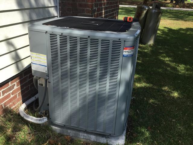 Williamston, NC - Installed warranty capacitor