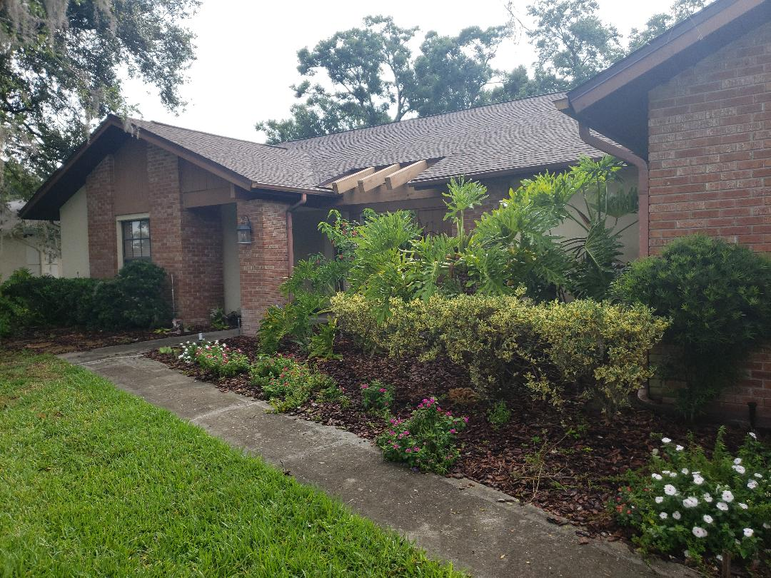 Tampa, FL - Finished up a job in Carrollwood