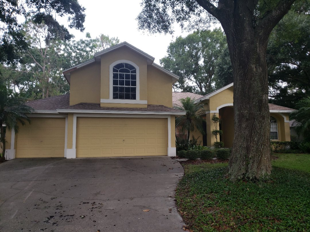 Lutz, FL - Completed Shingle Job. GAF Golden Pledge.
